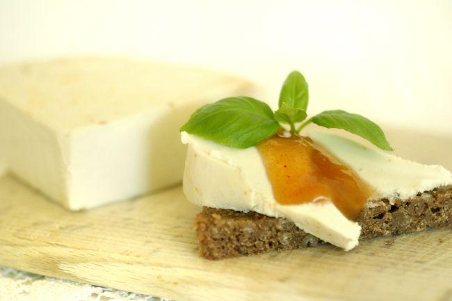 Brie Vegan - Remplacer le yaourt de soja