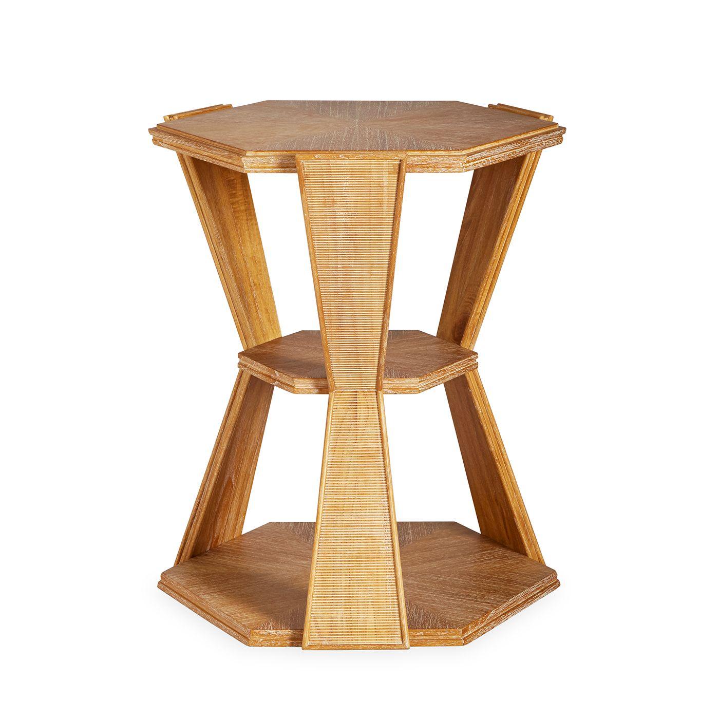 Jonathan Adler Antwerp TwoTier Side Table  coffee u side tables