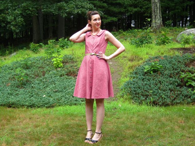 hey! i made a dress! | Patterns | Pinterest | Colette patterns ...