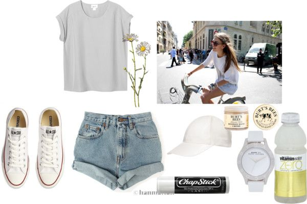 """""""Stylish bike ride"""" by dedee-374 ❤ liked on Polyvore"""