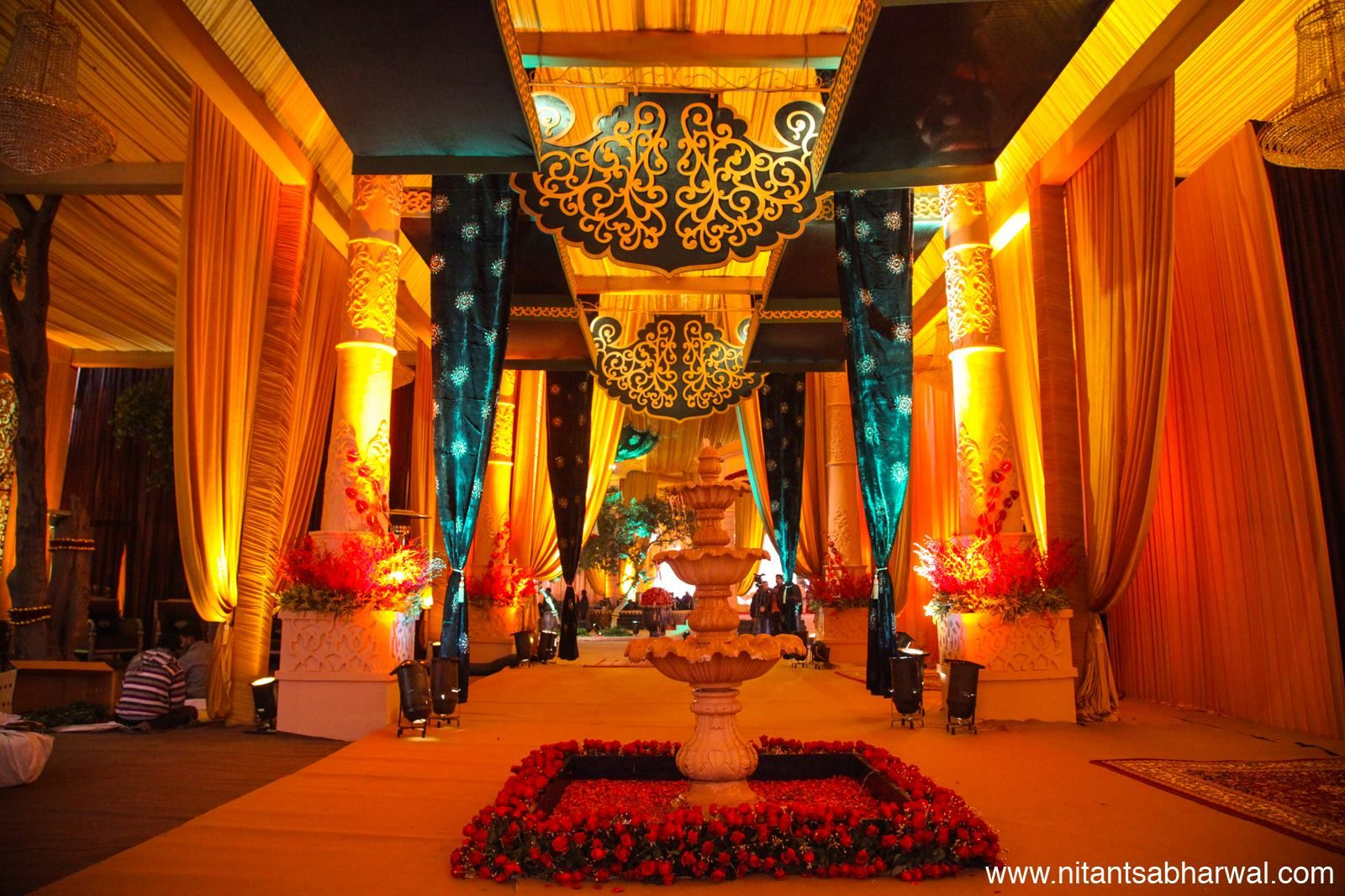 Wedding decor ideas and inspiration by Q events