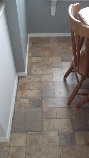 Innovations Tuscan Stone Sand 8 Mm Thick X 15 1 2 In Wide 46 5 Length Click Lock Laminate Flooring 20 02 Sq Ft Case 904067 At The Home Depot