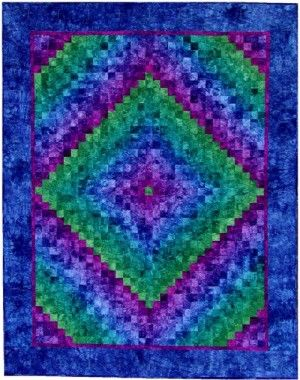 Trip to Trinidad Quilt | Ideas | Quilt kits, Bargello quilts, Quilts