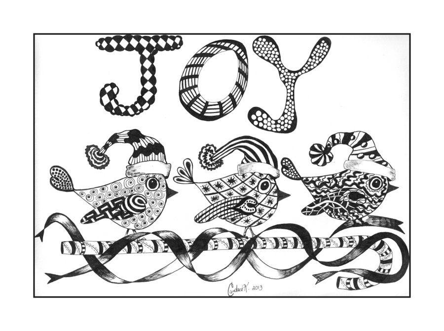 Xmas Joy by dove-51 @deviantART