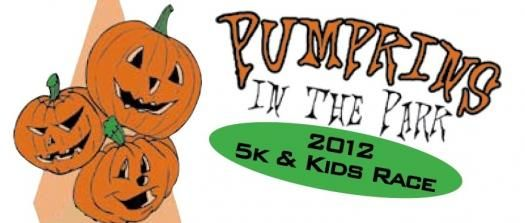 Pumpkins in the Park 5K and Kids Races | Yellow Jacket Racing