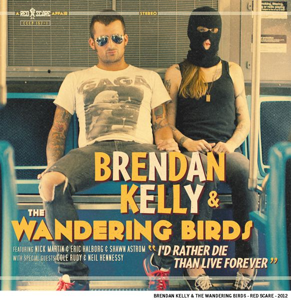Brendan Kelly And The Wandering Birds