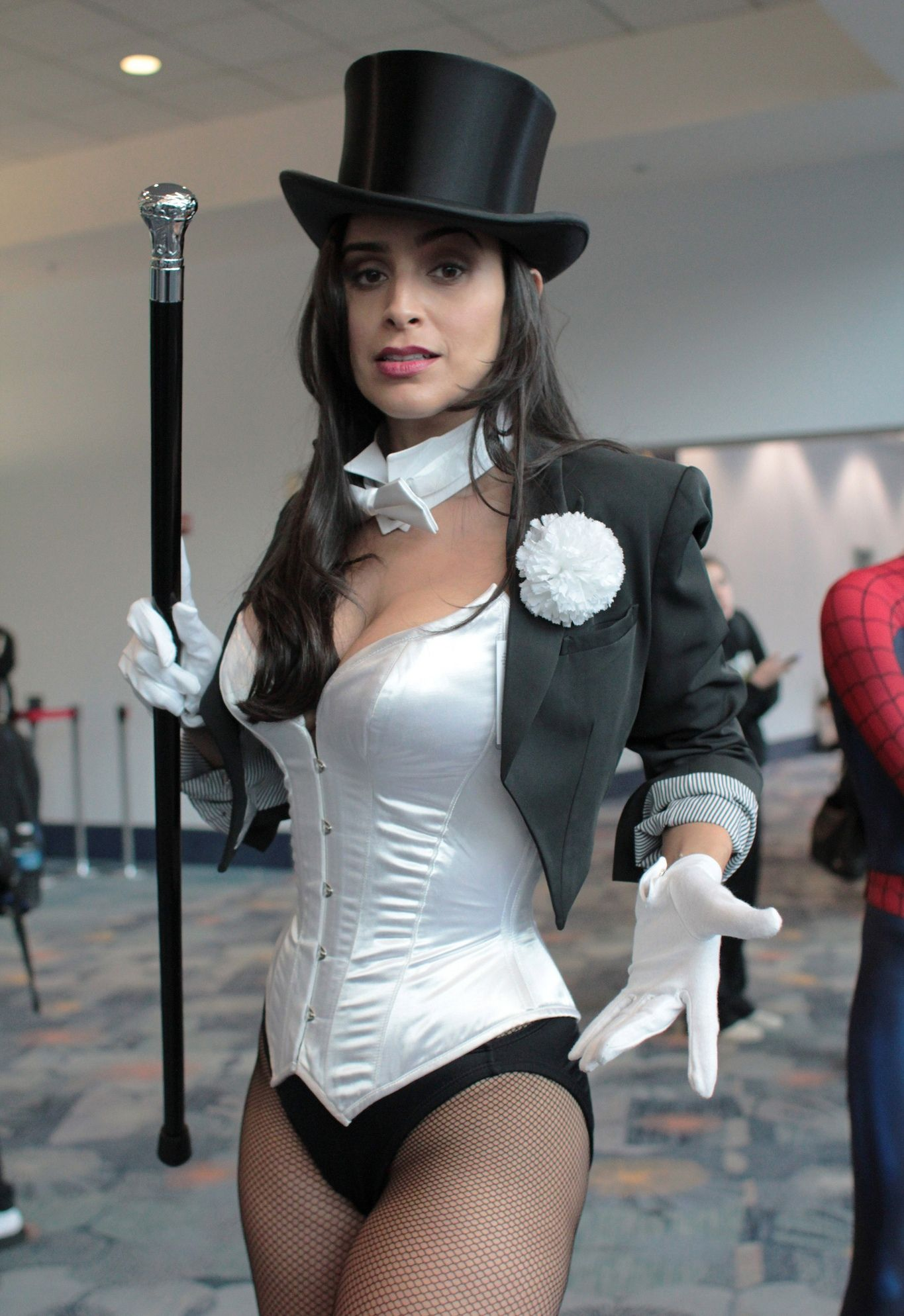 Zatana #2 @ New York Comic Con 2012 (NYCC)   Zatanna
