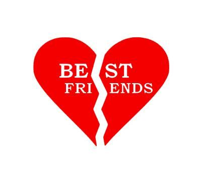 Best Friends Heart instant download for cutting machines - SVG DXF EPS ps studio3 studio