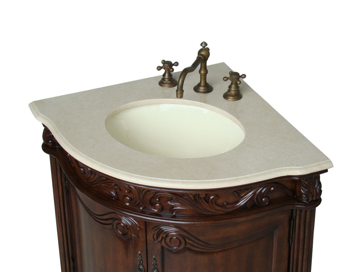 Corner vanity sinks for bathrooms - 24 Corner Sink Vanity Corner Sink Vanity Corner Bathroom Vanity Corner Sink