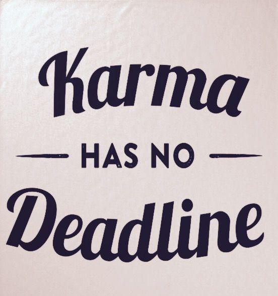 spreuken karma karma spreuk 3. (552×588) | Spirit | Pinterest spreuken karma