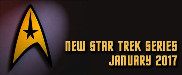Well, this is interesting. CBS today announced that they are creating a new Star Trek series which will air in January 2017! The series will kick off with