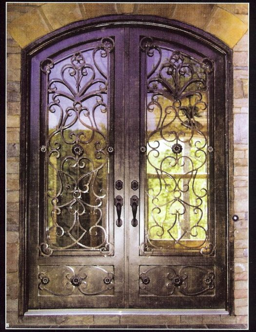 Best 25 Iron Doors Ideas On Pinterest Wrought Iron