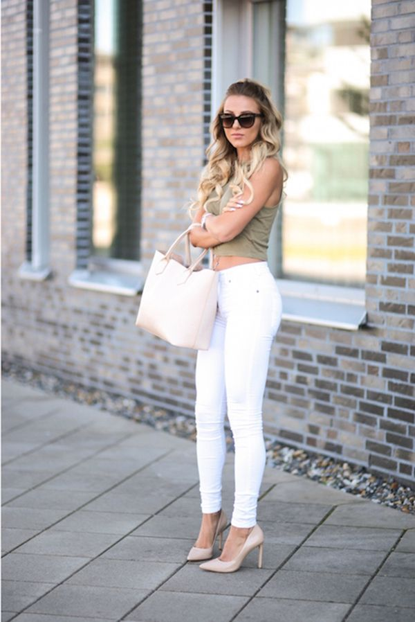 What Shoes To Wear With Skinny Jeans? We Have The Answer | White ...