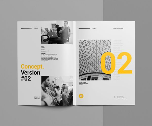 24pp Indesign template available for download | Books layout ...