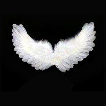 Cute Baby Angel In Heaven