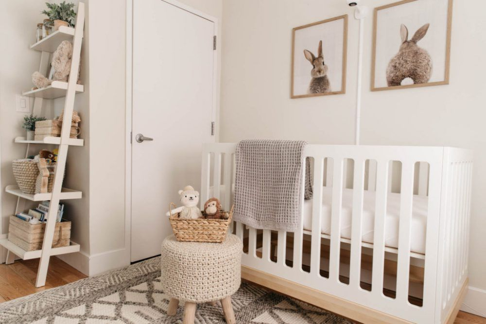 Nursery Reveal A Gender Neutral Look With Blogger Kendall