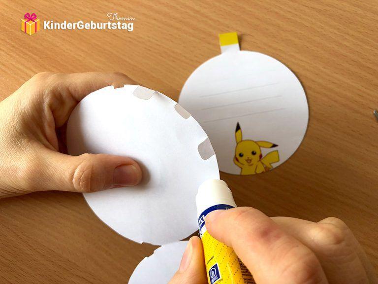 pokemon einladungskarten drucken