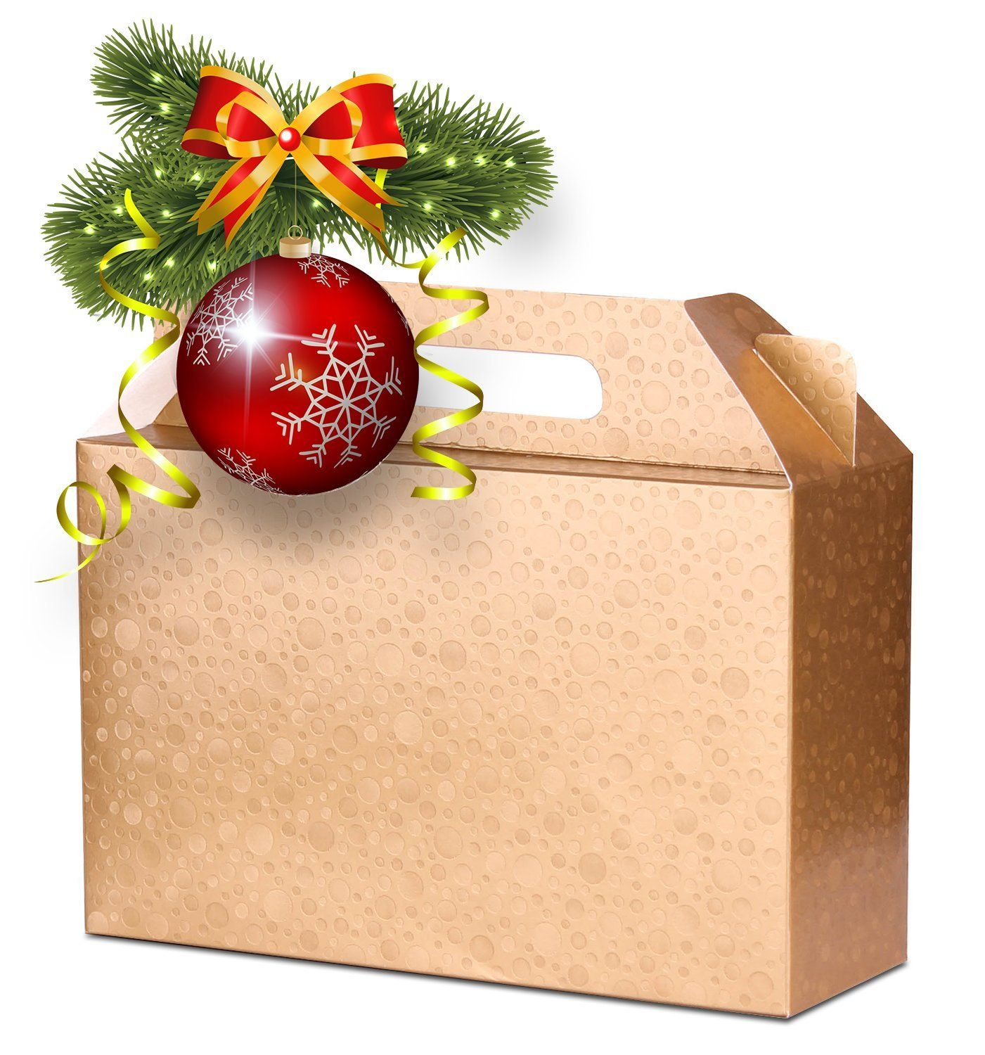 Best decorative gift boxes set of 6 with lids and handle