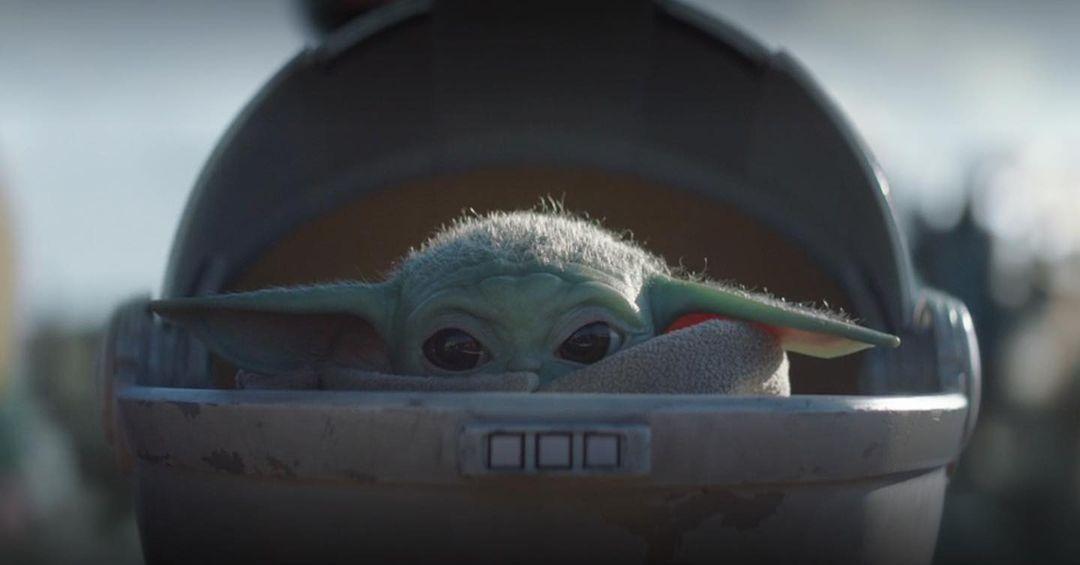 Green Doll The Mandalorian The Child Thebigblackfriday In 2021 Yoda Gif Yoda Wallpaper Star Wars Yoda