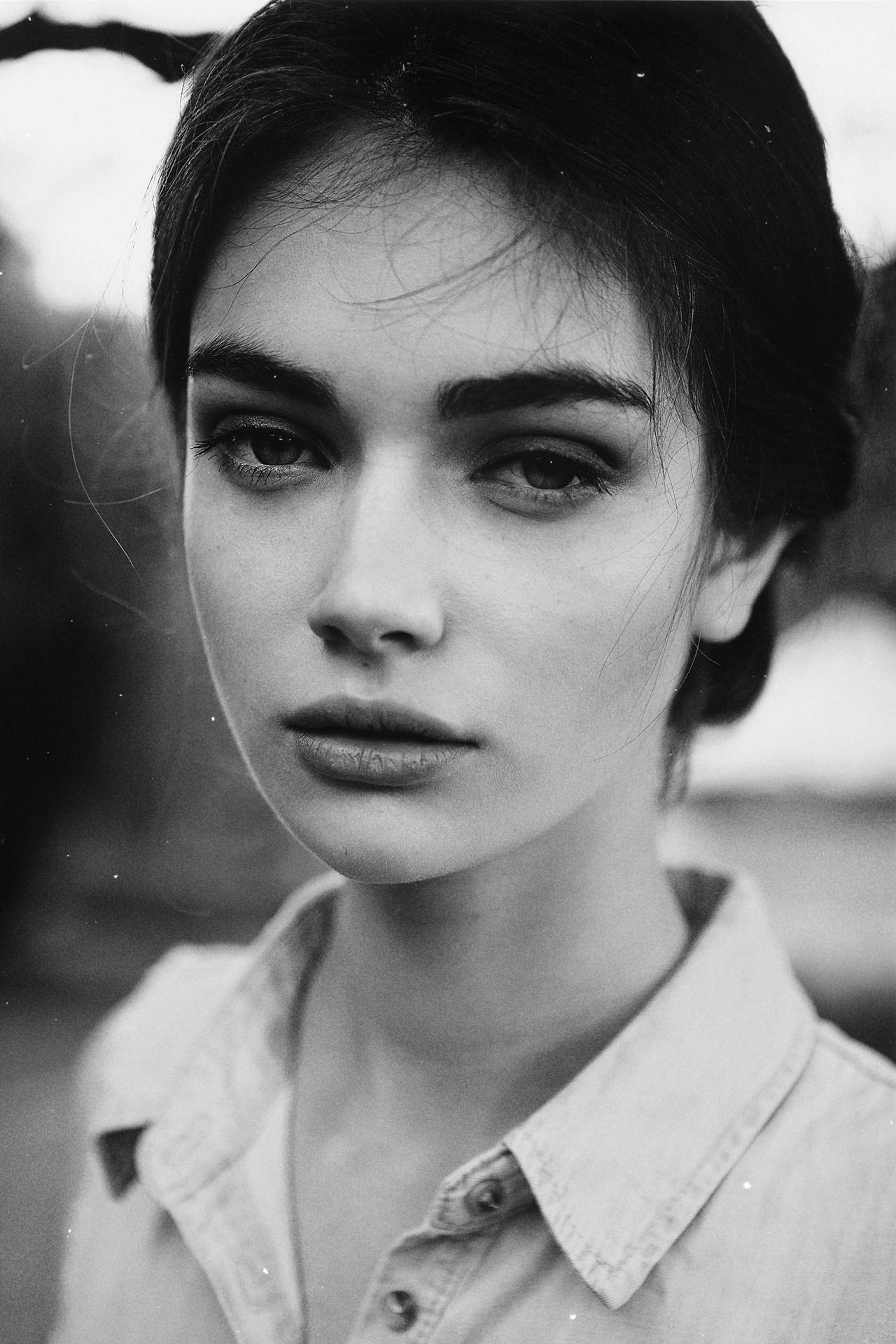 Brows   Beauty  Pinterest  Brows Eyebrow and Dark hair