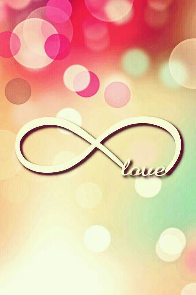 Pink Infinity Love Symbol Wallpaper Just Stuff Pinterest