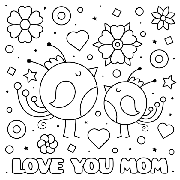 Pin On Printable Mother's Day Cards