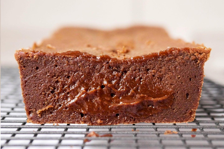 Recette du Cake fondant au chocolat façon Cakounet #dessertfacileetrapide