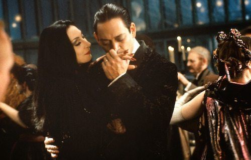 In honor of Halloween, let's take a look at one of pop-culture's greatest couples: Gomez and Morticia Addams. What makes their relationship work?