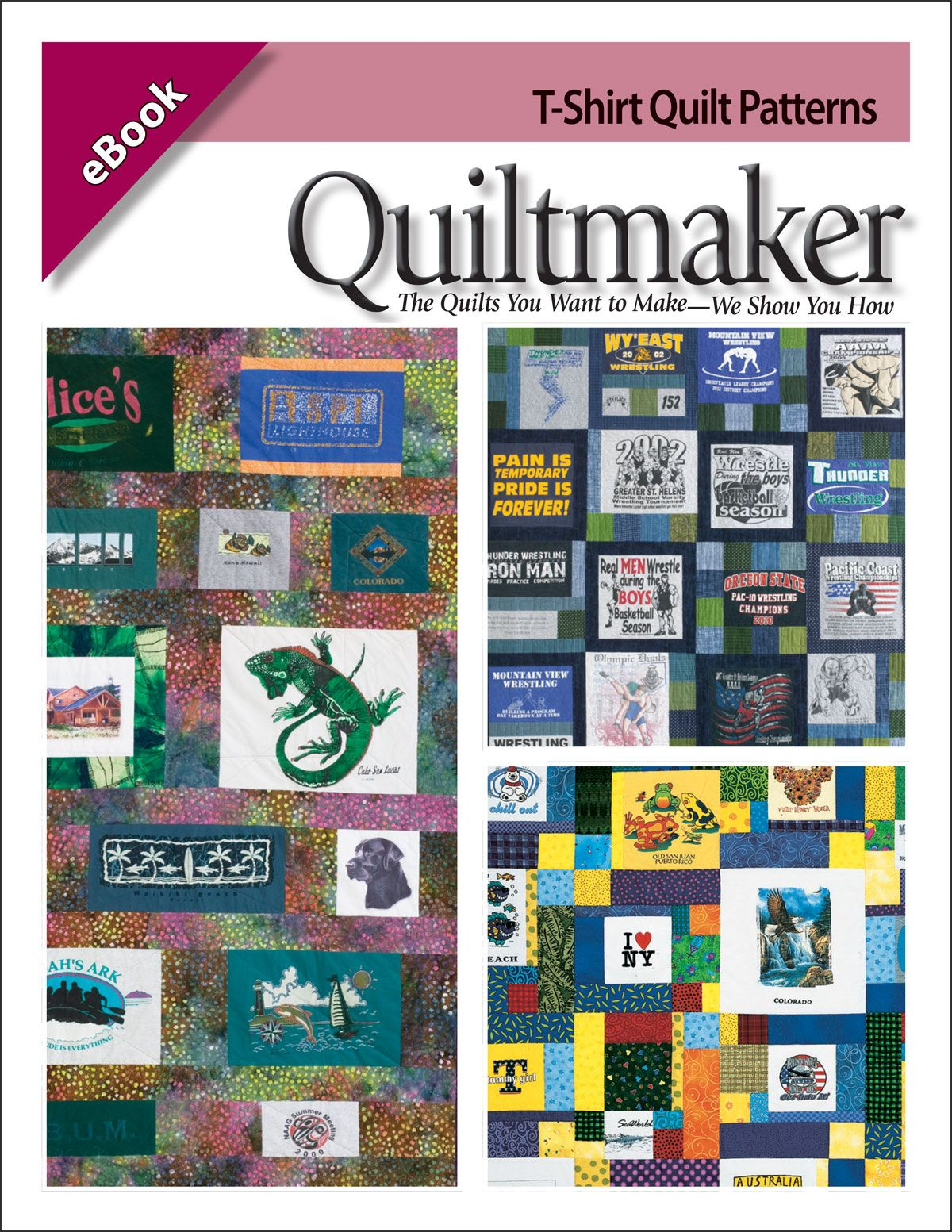 This Free Ebook From Quiltmaker Includes Three Helpful Articles And