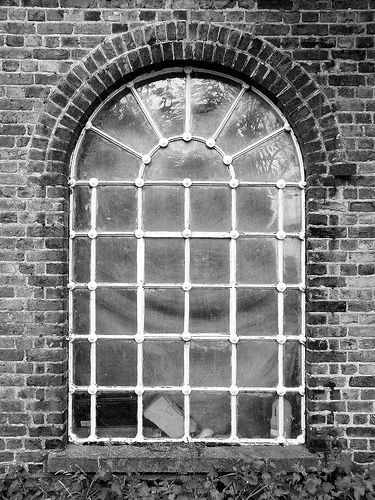 Victorian Window By RPM Via Flickr