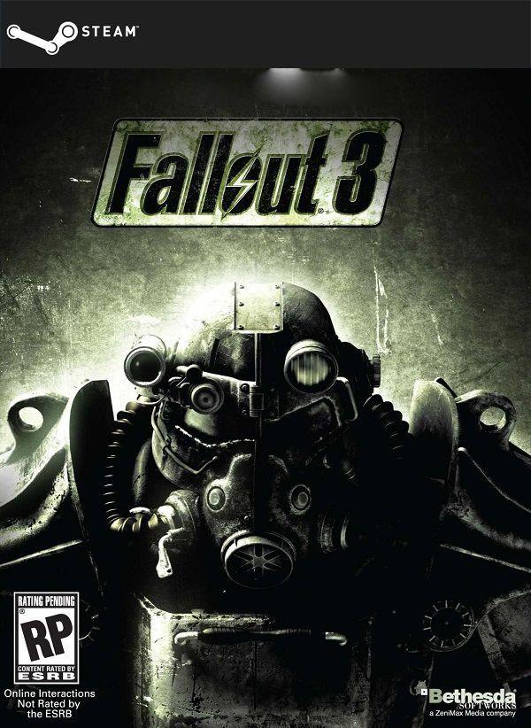 Detalles de Fallout 3 (STEAM GIFT) DIGITAL | Fallout 3 | Fallout 3
