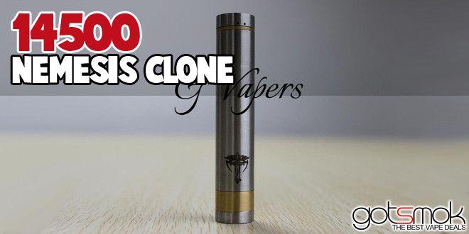 14500 Nemesis Clone (Two Tone & Copper) $55-65.00   GOTSMOK.COM