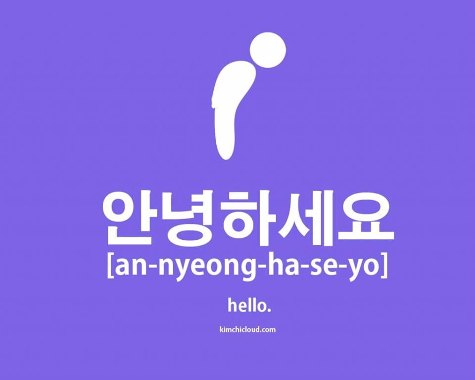 How do you say hello or hi in your language