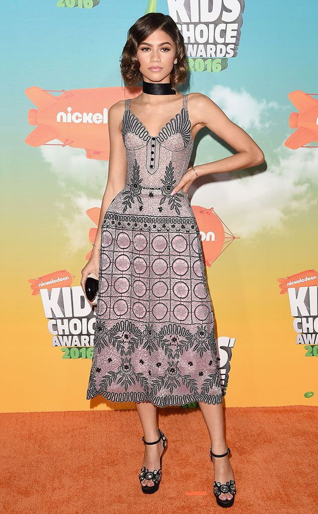 Zendaya from Kids' Choice Awards 2016: What the Stars Wore