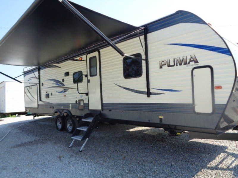 2019 Palomino Puma 32 Rbfq For Sale Saucier Ms Rvt Com