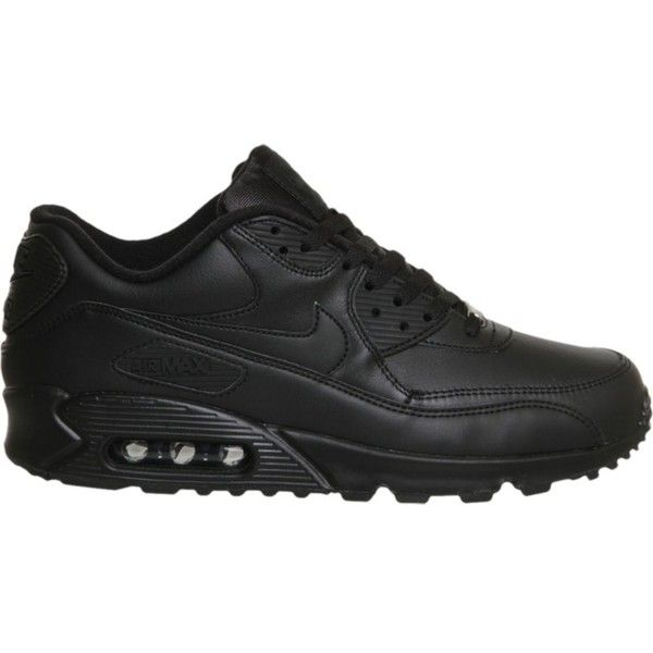 Nike Air max 90 leather trainers (£92