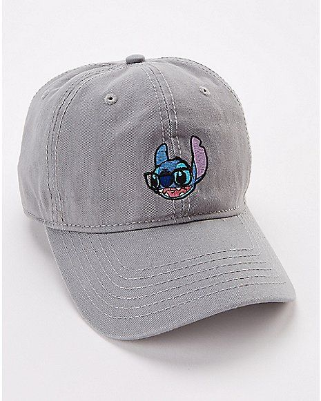 Lilo   Stitch Dad Hat - Spencer s  cb38527599c5
