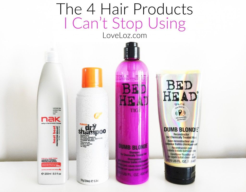 Lauren Curtis 4 Must Have Hair Products Loveloz Com