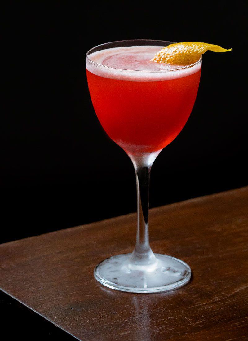 Campari Shakerato Cocktail Recipe Punch Recipe Campari Cocktail Recipes Raspberry Mojito