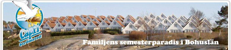 Brf Capri - Hyr eller köp sommarhus på västkusten, Bohuslän Strömstad