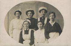 servant edwardian victorian - Google Search