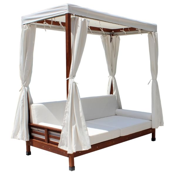 Outdoor Furniture : DAB7842 - Daybed. We turned the ... on Belham Living Brighton Outdoor Daybed id=55652