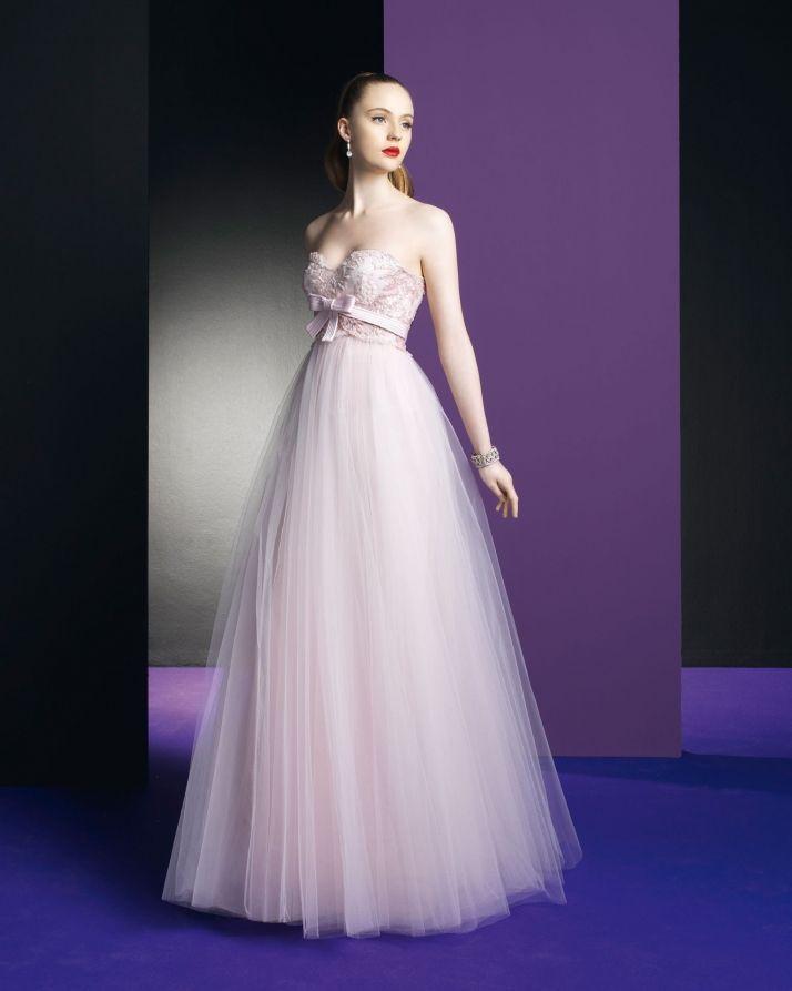Modelo 109 - Foto 1 | Evening wear | Pinterest | Fiestas rosadas ...