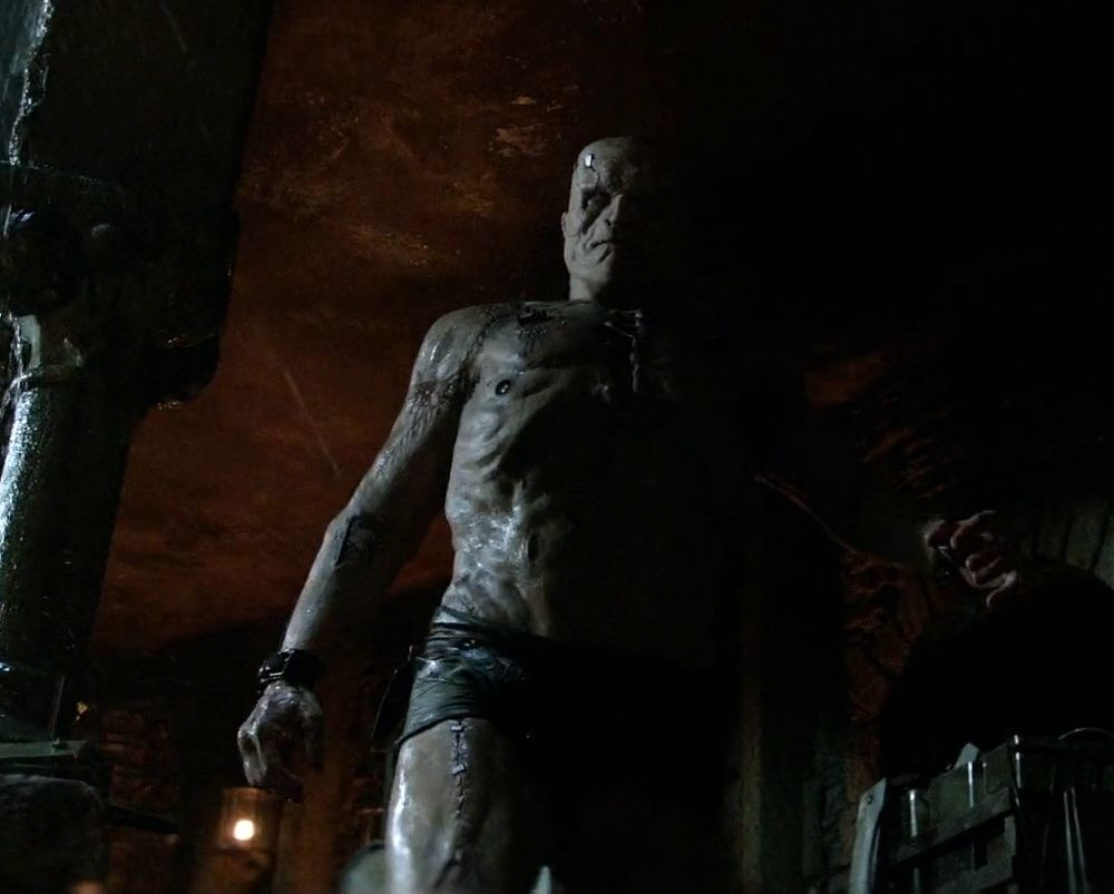 Victor Frankenstein  (2015)Ughhh … this film was a complete mess.