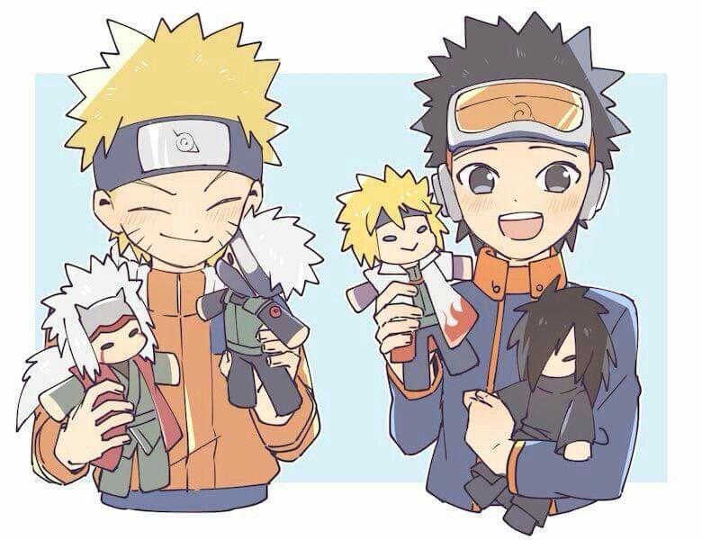 Madara And Jariya Hair Look So Similar Tho Naruto Cute