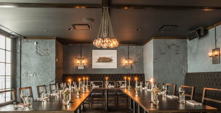 "10 Chicago Venues For Your Wedding Rehearsal Dinner These venues are perfect for celebrating the evening before you say ""I DO"""