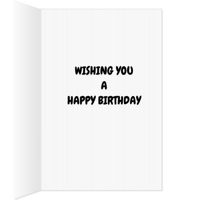 Funny Year 2020 Custom Big Birthday Card Zazzle Com Big Birthday Cards Birthday Cards Custom Holiday Card