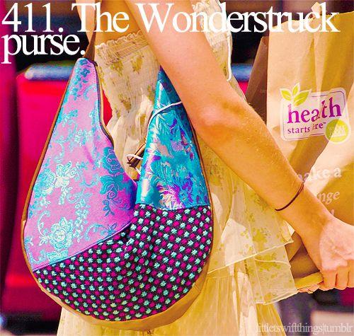 i love my purse like this <3