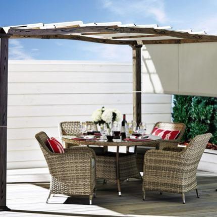 Ipanema Sunshade Outdoor Living Patiosoutdoor Eshudson Baydining Setspatio