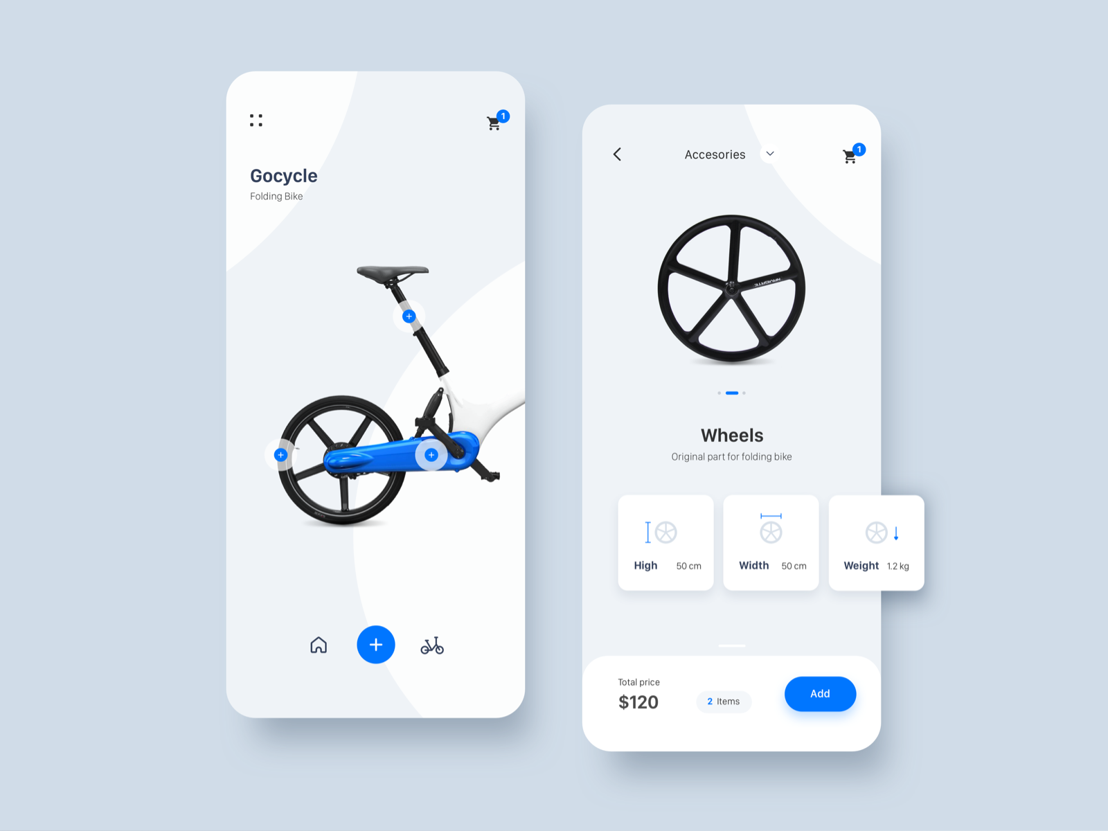 Bike Store App App Design Inspiration App Design Mobile App Design